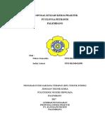 Proposal Kp Pt Elnusa Petrofin