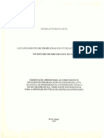 Levantamento de Problemas Em Fundações Correntes No Estado Do Rio Grande Do Sul
