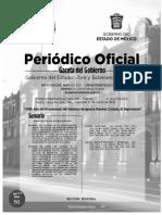 EVALUACIÓN DE PERITOS DEL PODER JUDICIAL DEL ESTADO DE MÉXICO