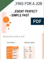 Applying for a Job (1)