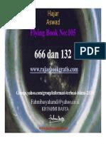 62Misteri Hajar Aswad Dan Bilangan 666 Dan 132