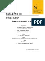 Representacion Estereografica en El Software