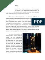 Origen Del Arte Azteca