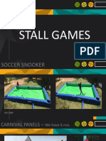 Stall Games