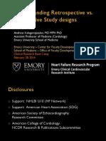 Kalogeropoulos Study Design Talk