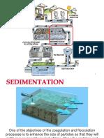 Sedimentation CE4305