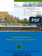 Urp 2016 i Clase 43 Ingenieria Hidraulica Canales III