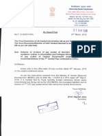0876316 UGC Letter PayscaleRevision