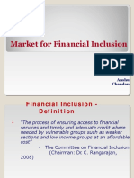 Financial Inclusion Pp t