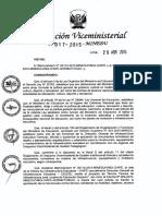 Norma Tecnica de Infrastructura Para Educacion Superior 2014