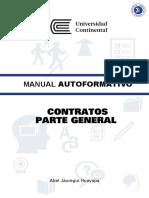 Manual Contratos Parte General Contratos