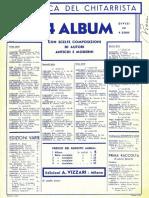Album Vizzari I Serie n.1