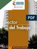 Estructura del Estado Colombiano - Sector Del Trabajo
