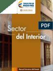 Estructura del Estado Colombiano - Sector Interior