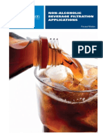 Non Alcoholic Beverage Filtration Applications