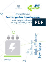 Anienergia Ecodesign Transformers