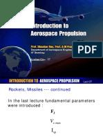 Propulsion Lect 37