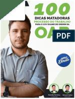 100 dicas matadoras de processo do trabalho.pdf