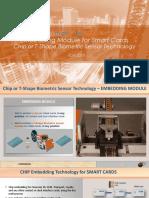 Embedding Biometric Information April 2018