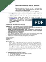 Panduan Proposal Business Plan Pmw Unp Tahun 2018-1