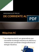 máquinas AC