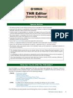 THR Editor En