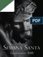 Semana Santa de Guadalajara 2018