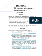 MANUAL VIRTUAL de Desplazamiento de Personal
