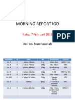Mr Igd Anak 7 Feb 18