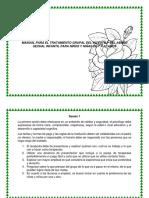 MANUAL PARA EL TRATAMIENTO GRUPAL DEL INCESTO Y DEL ABUSO SEXUAL INFANTIL PARA NIÑOS Y NIÑAS DE 7 A 12 AÑOS