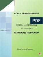 Edditted Original Modul Pp Perforasi Timpanum