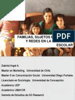 Magister Familias UMayor GArgel 2017