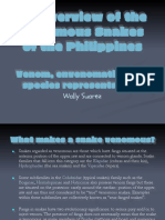 An Overview of the Venomous Snakes of the.ppt