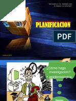 Planificacion de Inv.2016