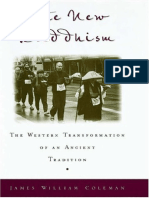 The New Buddhism the Western Transformation of an Ancient Tradition_Coleman