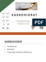 2. KARBOHIDRAT