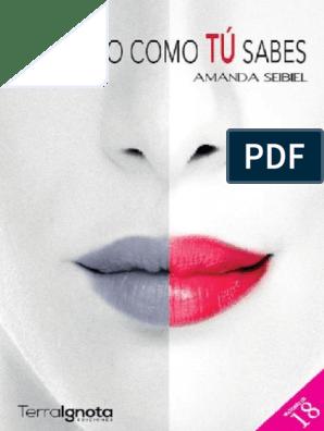 Amanda Hazmelo Tu pdfPelo Seibiel Como Sabes Amor E9H2DI