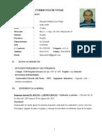 Cv Felipe 2018