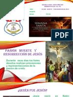 Pasion Muerte y Resurreccion de Jesus