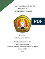 Praktik Sistem Informasi Akuntansi