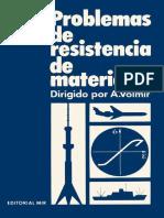 A. Volmir - Problemas de Resistencia de Materiales