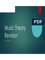 S McGill Music Theory Revision for Beginners
