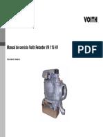 Manual de Servicio_es 115HV