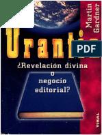 Urantia ¿Revelación Divina o Negocio Editorial? (Una crítica demoledora)