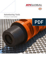 Raiseboring Tools Brochure