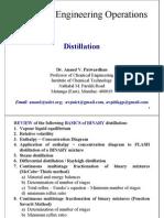 AVP - Distillation