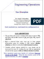 AVP - Gas Absorption