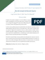 3. Breve análisis del concepto de Educación Superior - Alternativas en Psic_.pdf