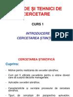 C 1 - Introducere in MTC