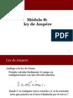 08-Ley de Ampere